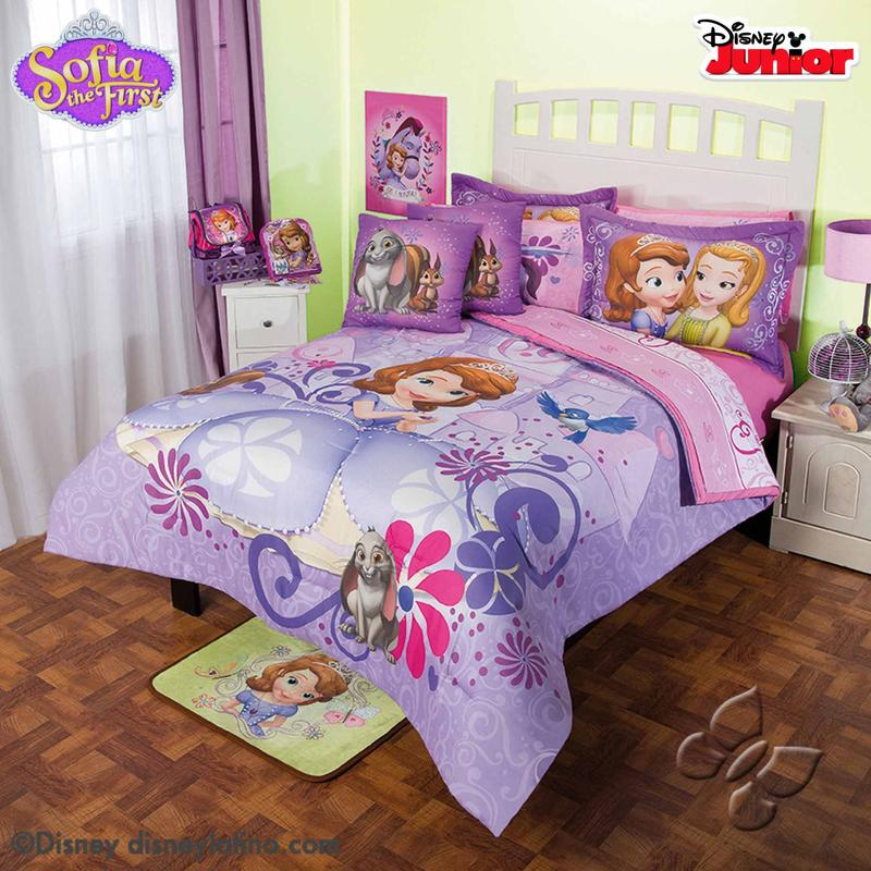 Disney Princess Sofia The First Comforter Set